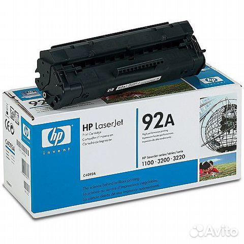Лазерные картриджи нр C4092A 89202223107 купить 1