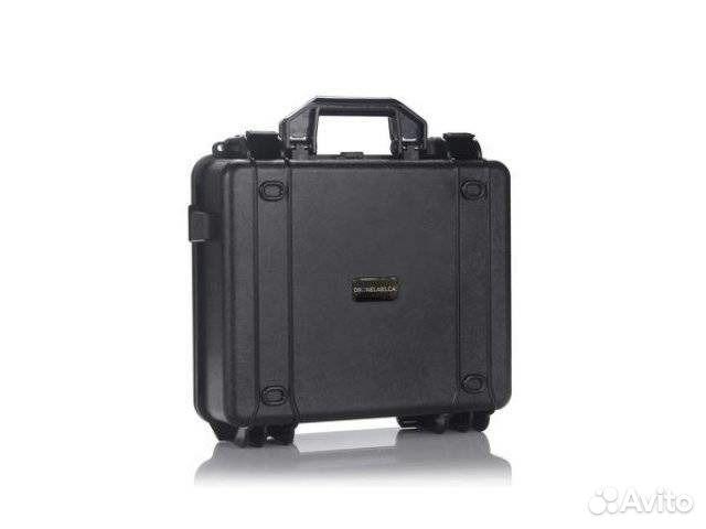 Пластиковый кейс mavic оригинальный (original) аккумуляторная батарея phantom 4 pro на avito