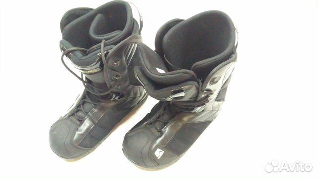Ботинки для сноуборда Nidecker   Festima.Ru - Мониторинг объявлений 8946e11172e