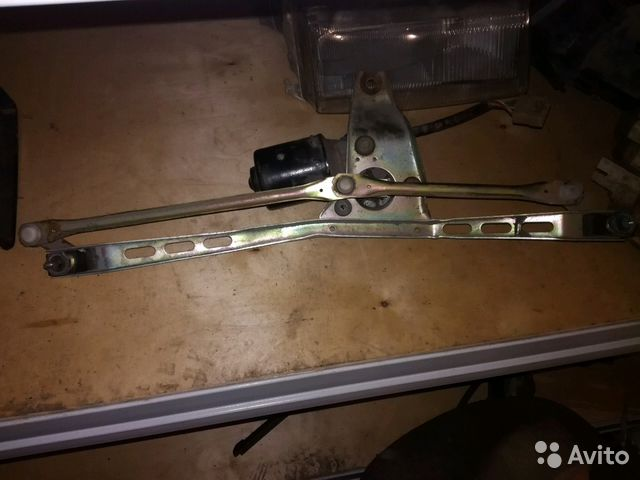 Трапеция стеклоочистителей Ваз 2109, 2114 89992608763 купить 4