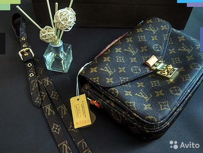 c1fd13e8595b Louis Vuitton Натуральная кожа Клатчи Сумки Аксесс | Festima.Ru ...