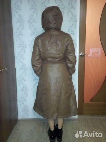 Женское пальто на весну