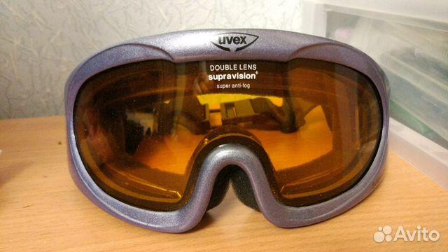 Горнолыжные очки Uvex Supravision Double Lens  c427f7f450a2b