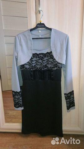 fd737d4f329 Платье с болеро