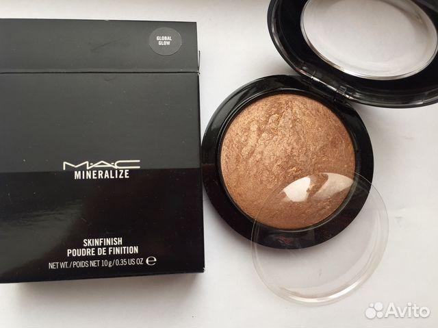 MAC Mineralize пудра хайлайтер 10g купить в Москве на Avito ... d9e7dd612028b