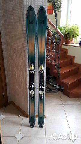 la meilleure attitude b78c9 962c1 Горные лыжи Salomon BBR 9.0 (14/15) c креплениями