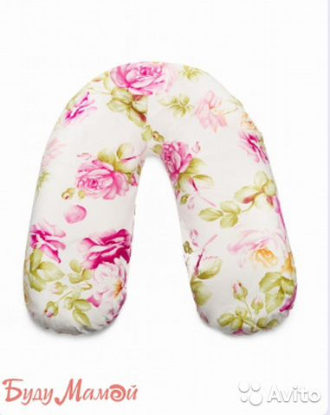 b6e7e4c745fa Подушка для беременных и кормления Буду Мамой купить в Санкт ...