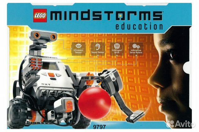 Lego Mindstorms education 9797 nxt. Новый купить в Иркутской области ...