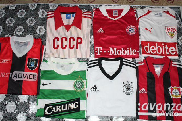 1c9a2e2c7540 Футболки клубов Германии и не только купить в Санкт-Петербурге на ...