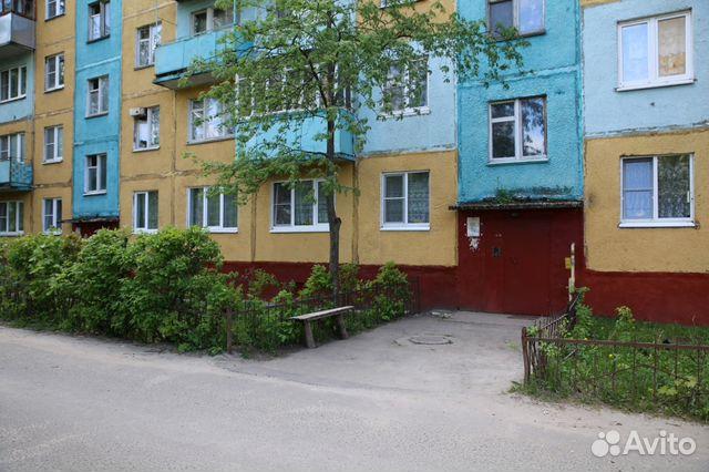 Продается однокомнатная квартира за 2 000 000 рублей. Московская область, Егорьевск, 2-й микрорайон, 27Б.