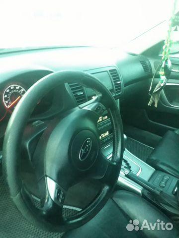 Subaru Outback, 2004 89181264012 купить 5