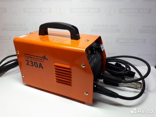 Сварочный аппарат sturm stein 230 сварочный аппарат кратон 250 отзывы