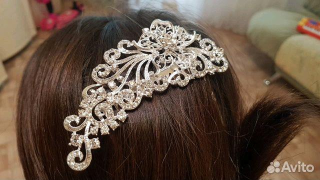 Украшения для волос, диадемы 89203654838 купить 5