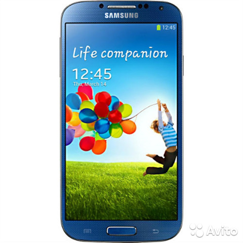 SAMSUNG Galaxy S4 GT-I9505 16Gb Blue LTE