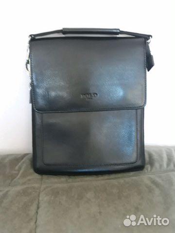 2a7d713809e2 Портфель (сумка) birkley PB-101206A черный новый | Festima.Ru ...