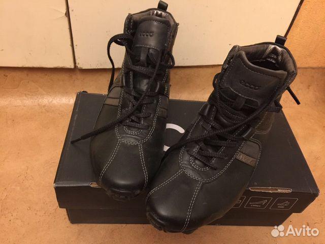5d6f6475e Осенние ботинки ecco новые | Festima.Ru - Мониторинг объявлений