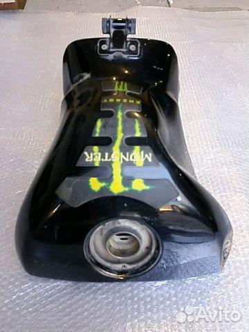 Топливный бак Kawasaki ZX636 2005-2006г 89298179603 купить 4