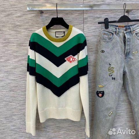Свитер Gucci кофта свитшот   Festima.Ru - Мониторинг объявлений 3fc02bf2c22