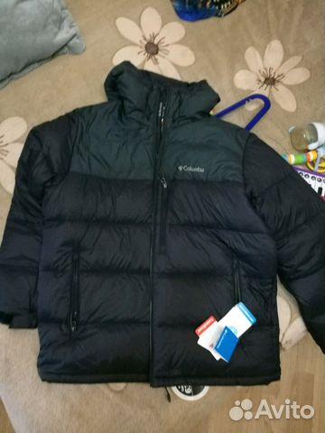 Куртка пуховик. Columbia новый с бирками   Festima.Ru - Мониторинг ... 32ec305bed3
