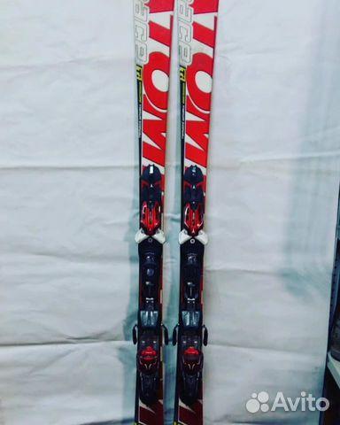 Горные лыжи atomic race купить в Иркутской области на Avito ... 05ad5f2c743