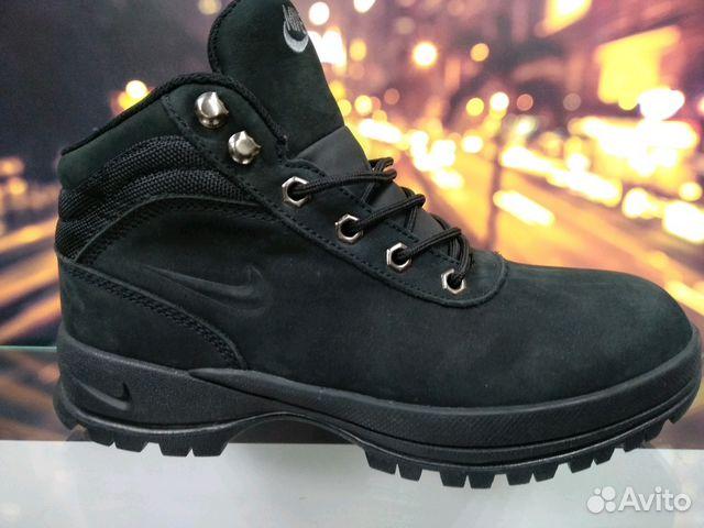 7218ebe8 Ботинки зимние мужские   Festima.Ru - Мониторинг объявлений