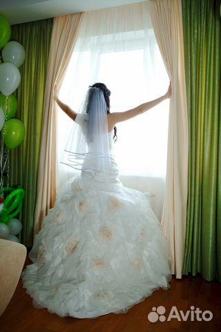 Платье свадебное 89628553030 купить 1
