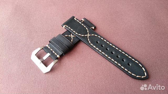 Ремешки для часов из натуральной кожи 89525003388 купить 4