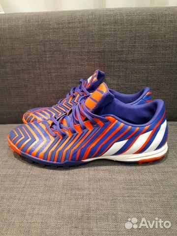 Футбольные бутсы adidas (многошиповки) купить в Омской области на ... 299a1e87d14e6