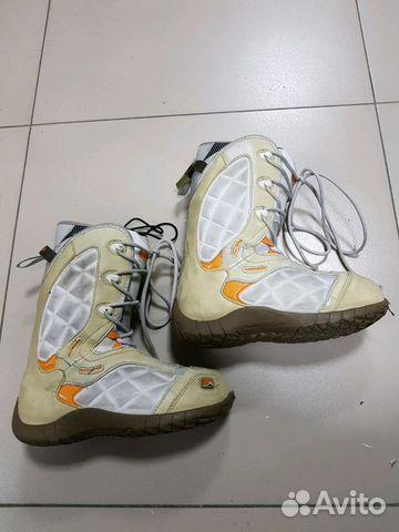 Ботинки для сноуборда Nidecker Bliss р. 38 купить в Челябинской ... 0d716509088