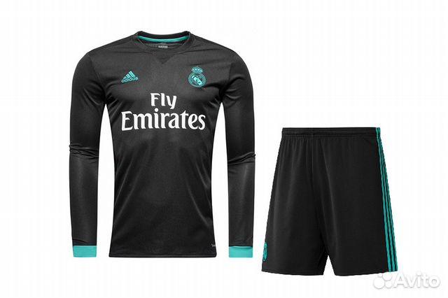 Футбольная одежда реал мадрид москва