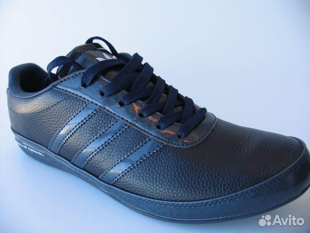 Кроссовки Adidas Porsche Design S3 Кожа Синий 45 купить в Санкт ... 8d52b251fa2