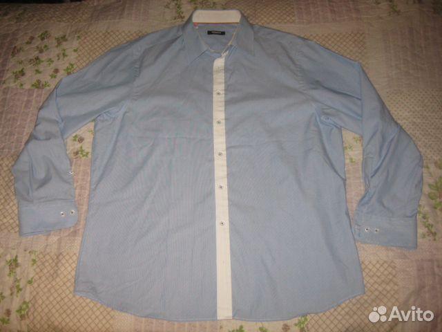 ea62e4227e9 Красивая модная рубашка Walbusch Германия р. 44 54 купить в Москве ...
