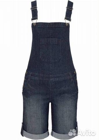 Комбинезон джинсовый Bonprix   Festima.Ru - Мониторинг объявлений 96cd9bffa16