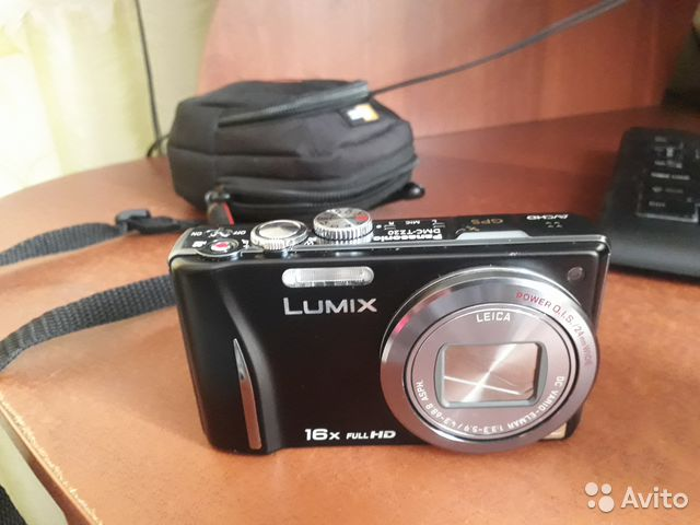Фотоаппарат Panasonic DMC-TZ20