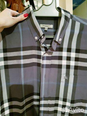 6f68c979b968 Burberry рубашка в клетку оригинал   Festima.Ru - Мониторинг объявлений