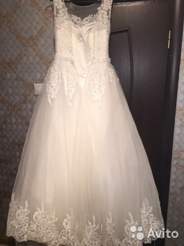 Свадебное платье купить 6