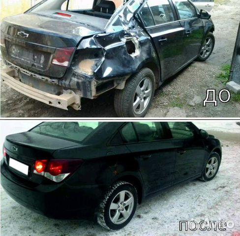 Специализированный кузовной ремонт вашего авто 89619885773 купить 10