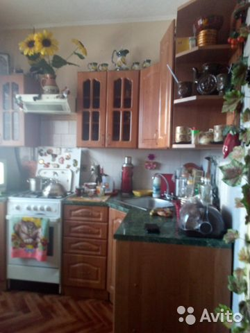 Продается трехкомнатная квартира за 4 100 000 рублей. Нижний Новгород, улица Сазанова.