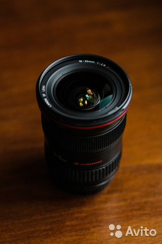 Canon EF 16-35mm f/2.8L USMâ ÑоÑогÑаÑÐ¸Ñ â1