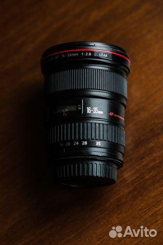 Canon EF 16-35mm f/2.8L USMâ ÑоÑогÑаÑÐ¸Ñ â4