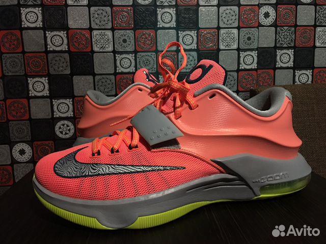 479ef9eb Кроссовки Nike KD 7 35000 Degrees | Festima.Ru - Мониторинг объявлений
