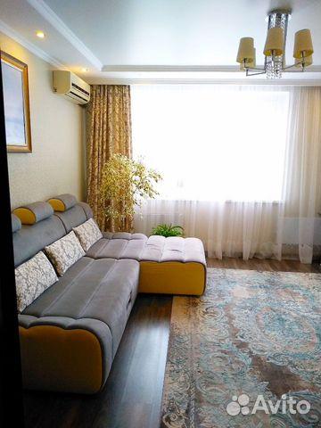 Продается двухкомнатная квартира за 3 750 000 рублей. Московская область, Центральная улица, 74.