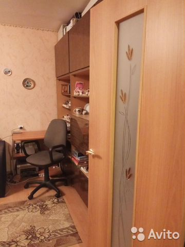 Продается однокомнатная квартира за 2 000 000 рублей. рабочий посёлок Правдинский, Пушкинский район, Московская область, Институтский проезд, 1.
