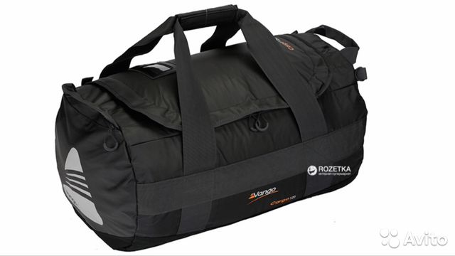 a4840dd4b772 Дорожная сумка Vango Cargo 120 Black | Festima.Ru - Мониторинг ...