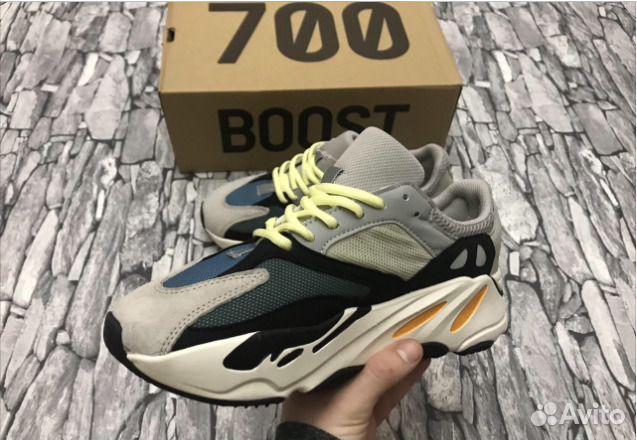 f5485655 Adidas Yeezy Boost 700 артик.663 купить в Москве на Avito ...