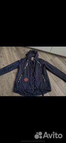 Куртка весна осень на девочку 89521139928 купить 2