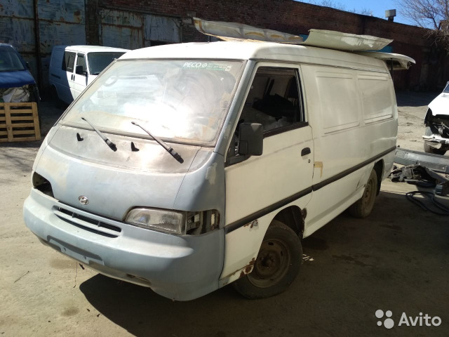 Hyundai H-100, 1995 89889919380 купить 1