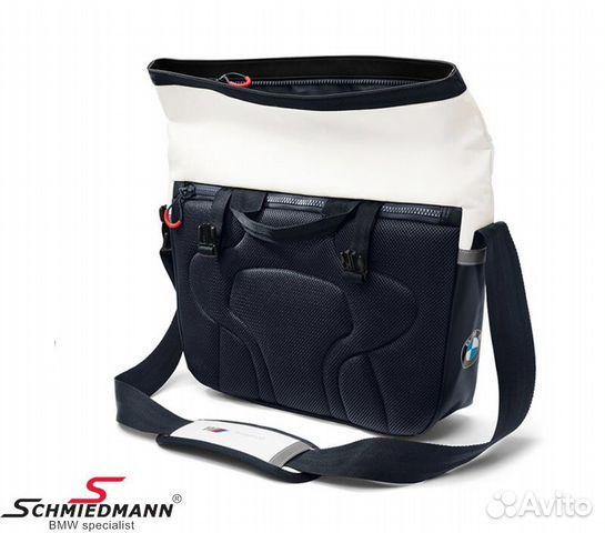 451270b3da2c Спортивная сумка-мессенджер BMW Motorsport купить в Москве на Avito ...