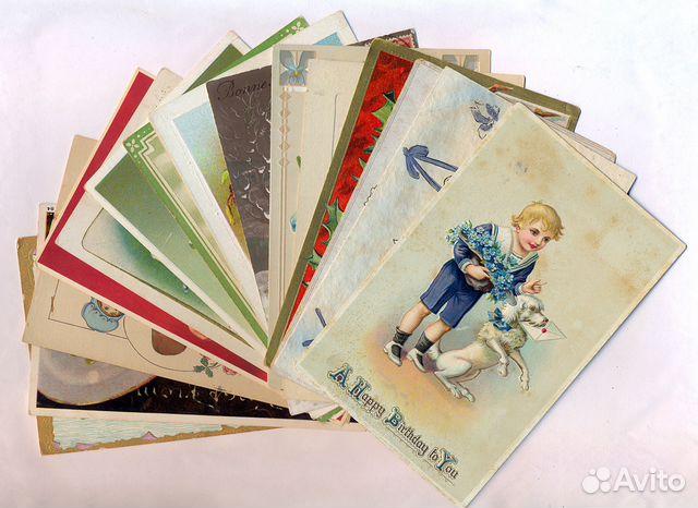 Антиквариат продажа открытки, горбачева картинки открытки