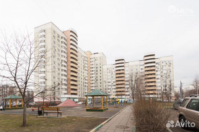 Продается двухкомнатная квартира за 11 950 000 рублей. г Москва, ул Юных Ленинцев, д 57 к 1.
